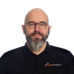 FormTrappan trapprenovering Hälsingland - Peter Söderqvist